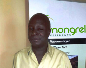 Benson Mukombo
